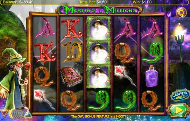 Безкоштовний ігровий автомат merlins millions Узловая